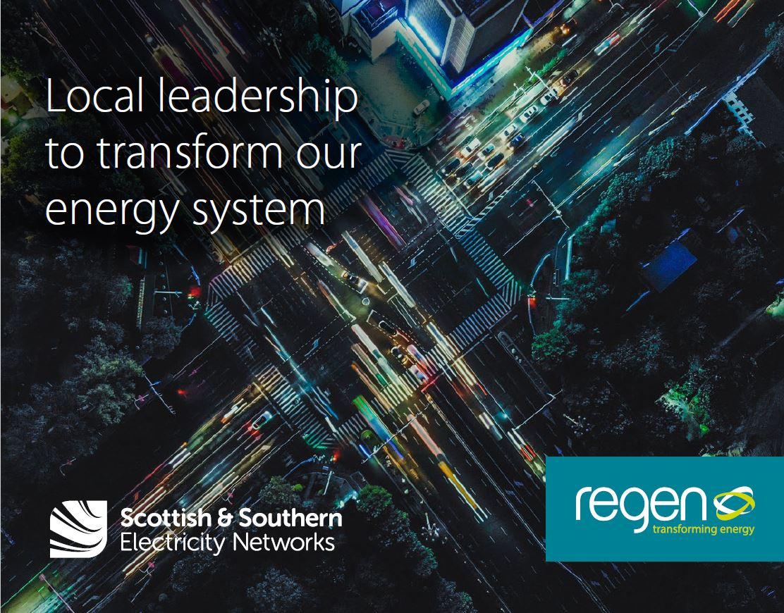 Local leadership to transform our energy system