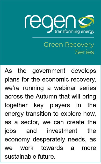 green recovery events